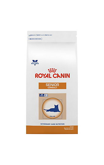 Royal Canin Veterinary Diet Senior Consult Canned Cat Food