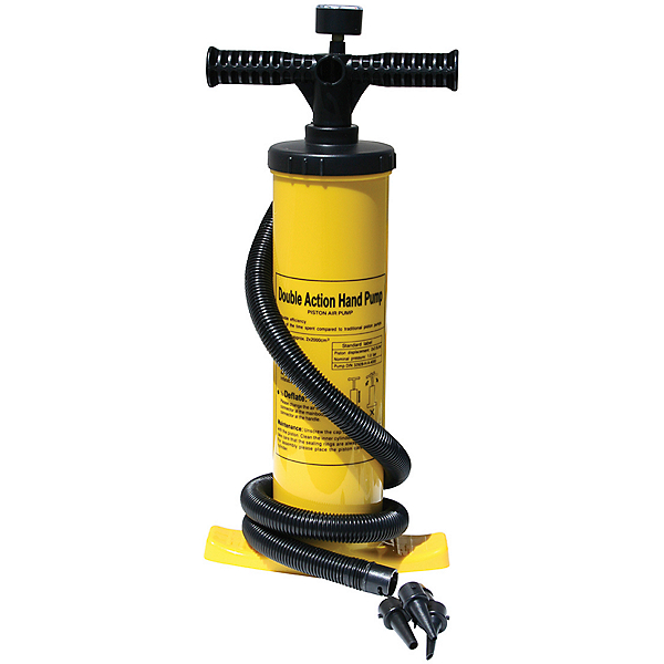 Advanced Elements Inflatable Kayak Pump with Gauge - Double Action, , 600