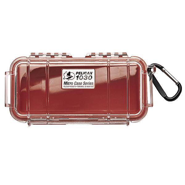 Pelican Micro Case 1030 Dry Box, Red, 600