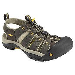 Keen Newport H2 Sandal - Men's, Raven-Aluminum, 256