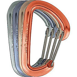 Black Diamond Hotwire Anodized Carabiner - Wiregate - Cosmetic Seconds, , 256