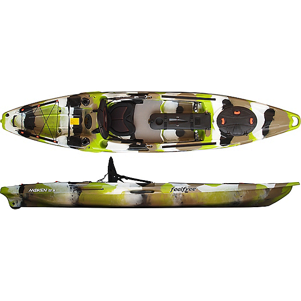 Feelfree Moken 12.5 Angler Kayak, , 600