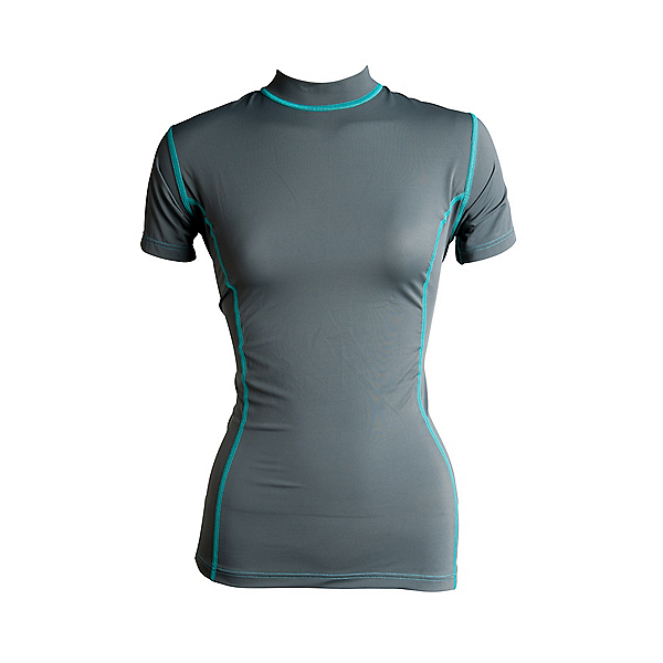 Bomber Gear Solar 50 Short Sleeve Rash Guard - Women - Discontinued, , 600