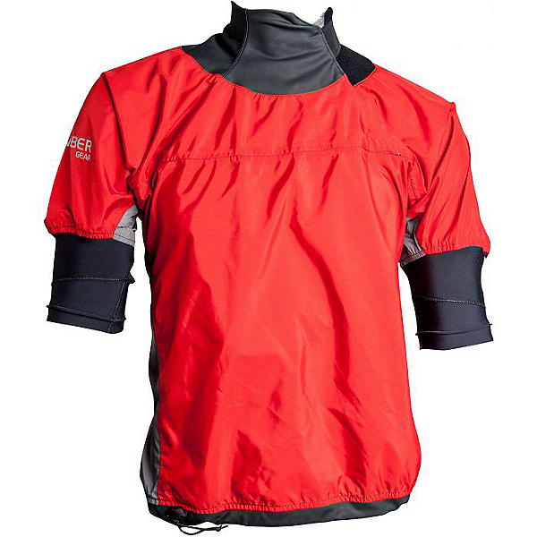 Bomber Gear Blitz Splash Short Sleeve Top - Men - Discontinued Red - XS, Red, 600