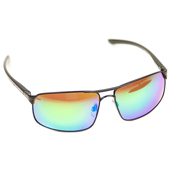 Optic Nerve Alloy Polarized Sunglasses - Clearance, , 600