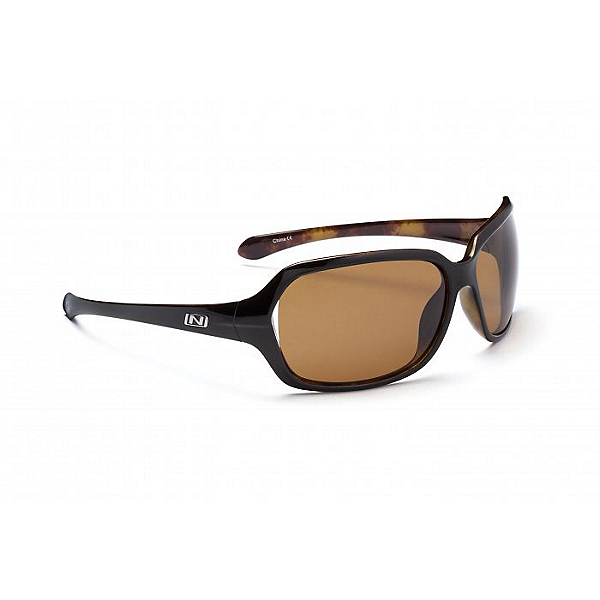 Optic Nerve Spicer Polarized Sunglasses - Clearance, 2Tone Black / Brown Polarized, 600