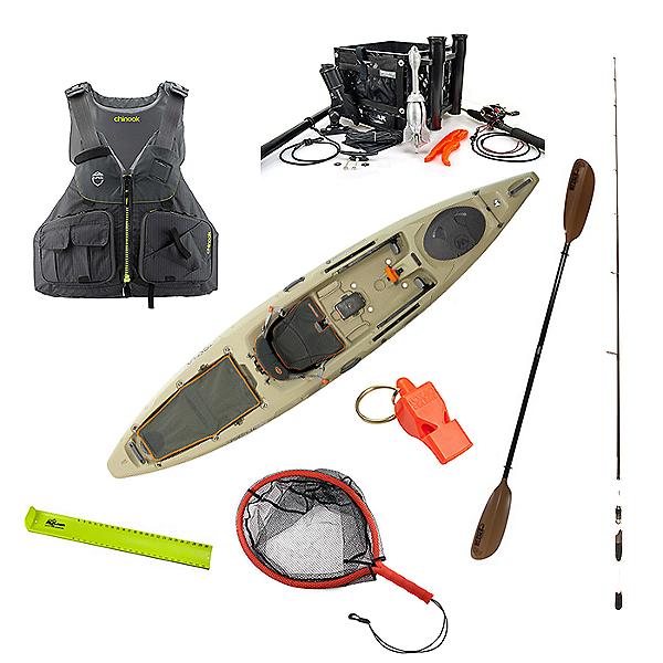 Wilderness Systems Tarpon 120 Kayak Angler Package, , 600
