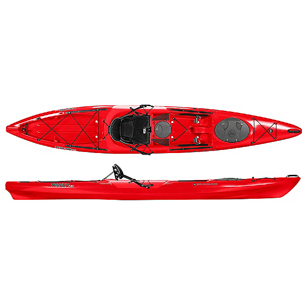 Wilderness Systems Tarpon 140 ACK Angler Kayak, , 600
