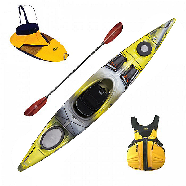 Wilderness Systems Tsunami 125 Kayak Package, , 600