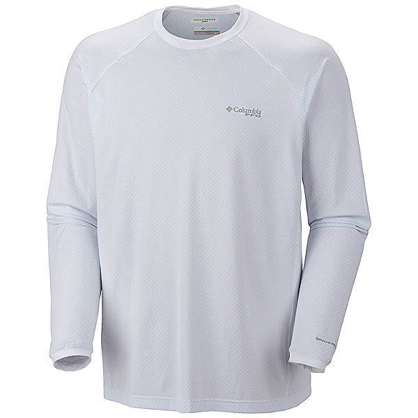 570eae1fc917b Columbia PFG Freezer Zero Long Sleeve Shirt - Clearance - AustinKayak