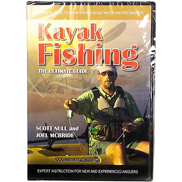 Kayak Fishing: Ultimate Guide DVD, , 600