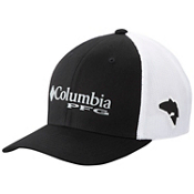 Columbia PFG Mesh Ball Cap, , medium