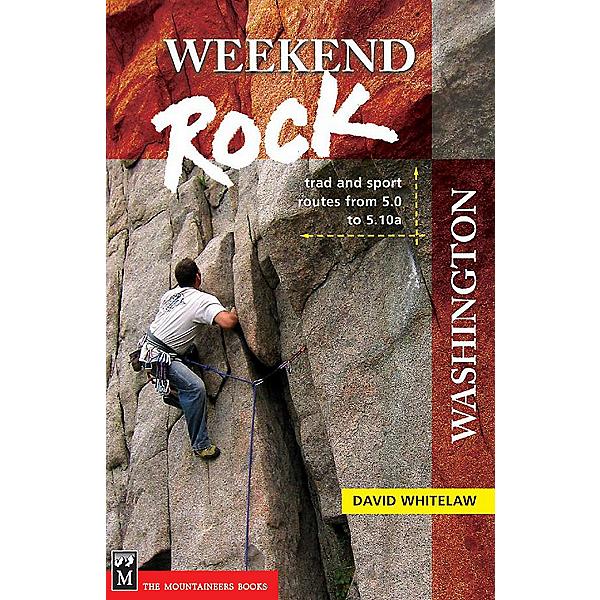 The Mountaineers Books Weekend Rock: Washington Book, , 600