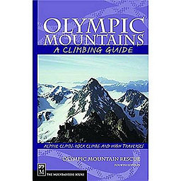 The Mountaineers Books Olympic Mountains (4th edition): A Climbing Guide, , 256