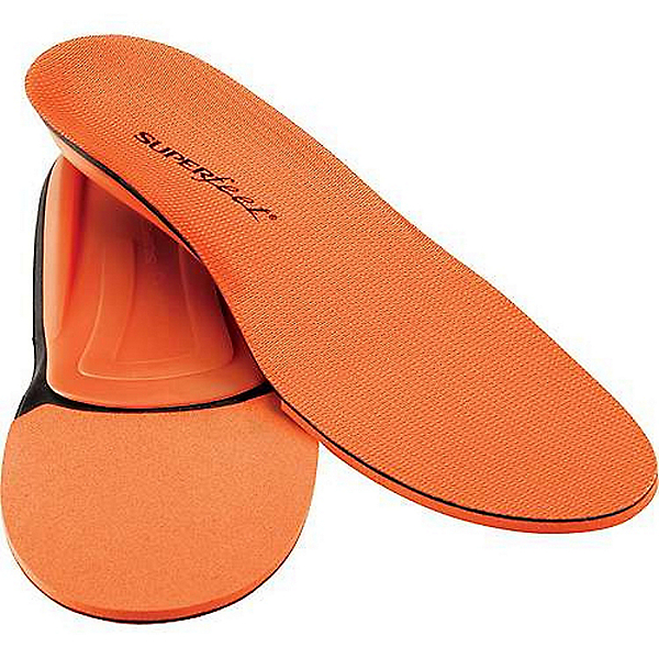 Superfeet Orange Footbed, , 600