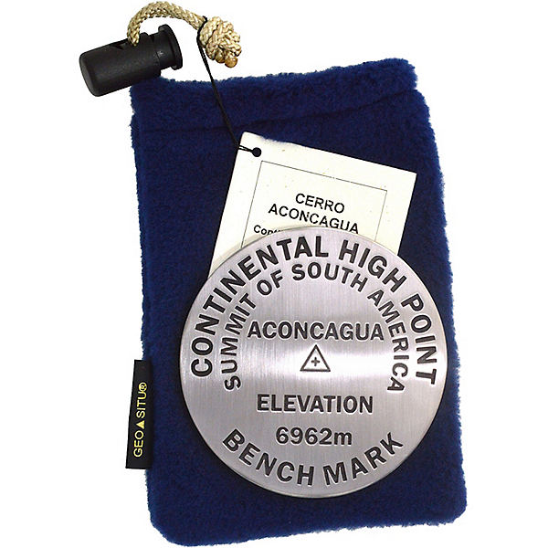Accessories Continental High Point Medallion, , 600