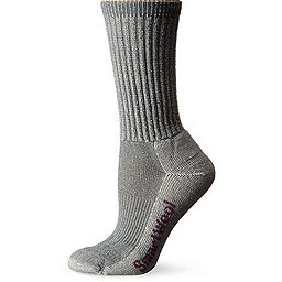Smartwool Hiking Light Crew Sock - Women's, Grey, 256