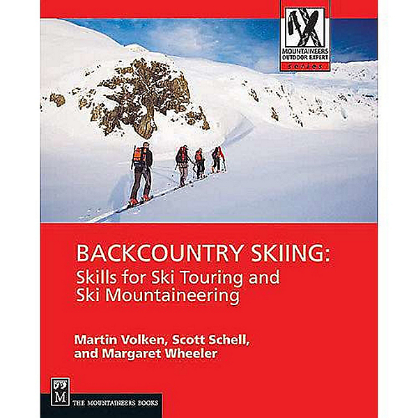The Mountaineers Books Backcountry Skiing: Skills for Ski Touring and Ski Mountaineering, , 600