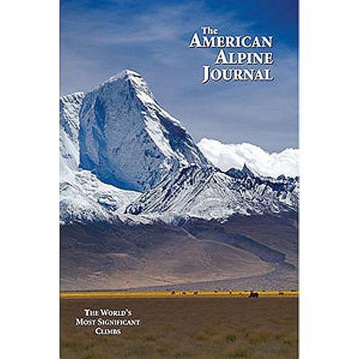 Image of American Alpine Journal 2007
