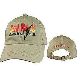 Mountain Gear Red Rock Rendezvous Cap, Khaki, 256