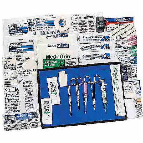 Adventure Medical Kits Suture Syringe Medic Kit, , 600