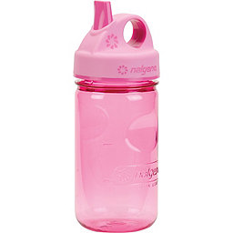 Nalgene Tritan Grip N Gulp Bottle, Pink, 256