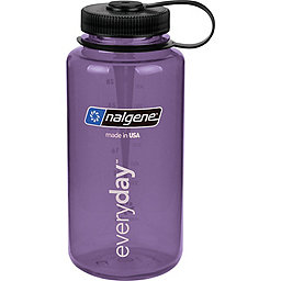 Nalgene Nalgene Tritan Wide Mouth Water Bottle - 1 L, Purple, 256