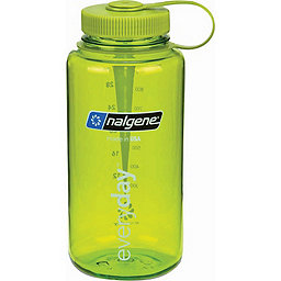 Nalgene Nalgene Tritan Wide Mouth Water Bottle - 1 L, Spring Green, 256