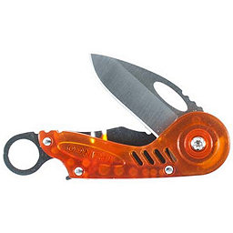 Trango Barracuda Knife, Orange, 256
