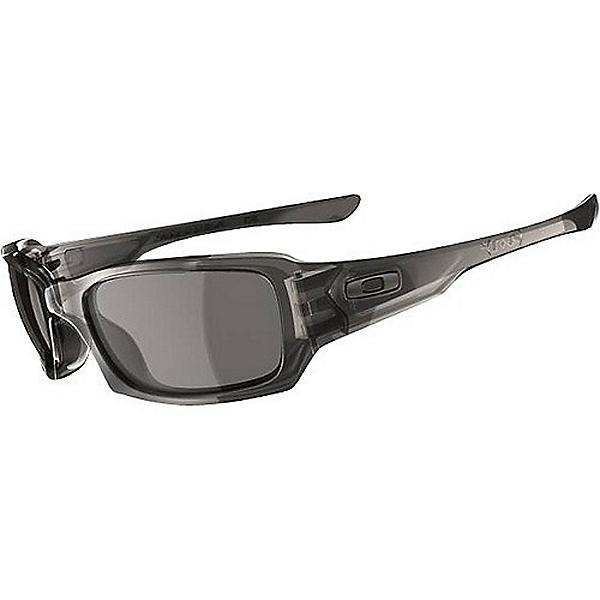 Oakley Fives Squared Sunglasses - Grey Smoke-Warm Grey, Grey Smoke-Warm Grey, 600