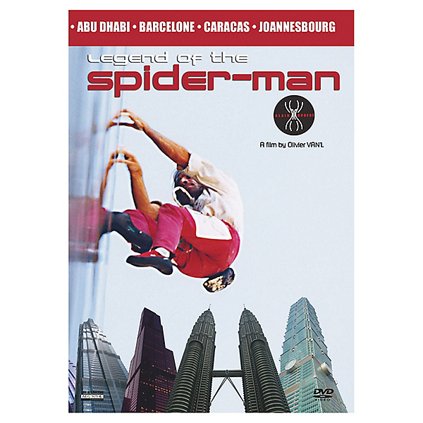 Accessories Legend Of The Spiderman DVD, , 600