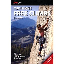 SuperTopo Tuolumne Free Climbs - 2nd Edition Paperback, , 256