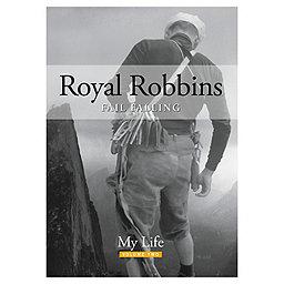 Giraffe PR Royal Robbins Autobiography - Book, Fail Falling - Vol. 2, 256