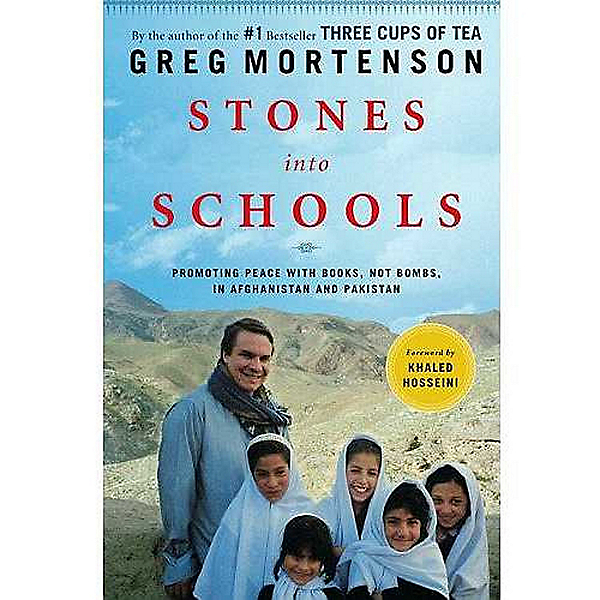 Independent Authors Stones Into Schools - First Edition Hardcover, , 600