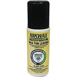 Nikwax Waterproofing Wax for Leather - Liquid, Black, 256