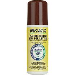 Nikwax Waterproofing Wax for Leather - Liquid, Brown, 256
