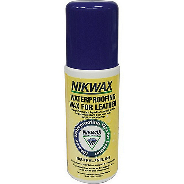 Nikwax Waterproofing Wax for Leather - Liquid, Natural, 600