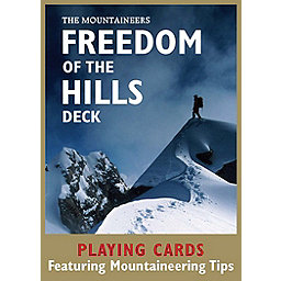 The Mountaineers Books Freedom Of The Hills Deck: Mountaineering Tips and Facts, , 256