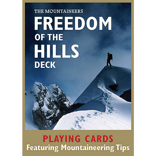 The Mountaineers Books Freedom Of The Hills Deck: Mountaineering Tips and Facts, , 600