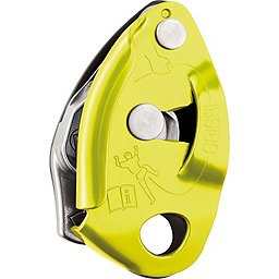 Petzl GriGri 2 Belay Device, Yellow, 256