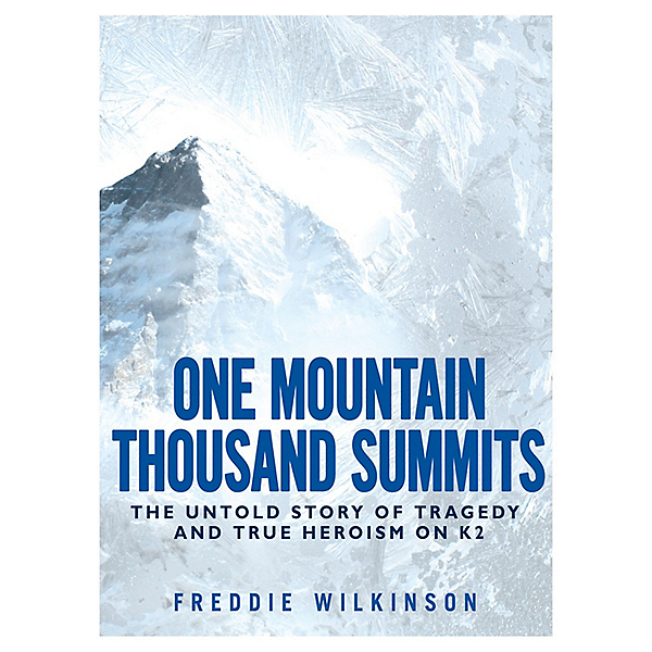 Independent Authors One Mountain Thousand Summits, , 600