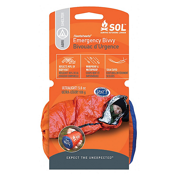 Accessories SOL Emergency Bivvy, , 600