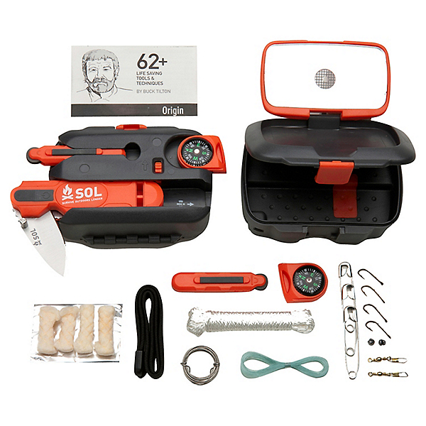Accessories SOL Origin Survival Kit, , 600