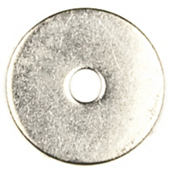 Stainless Steel Washer 10x3/4x.040, , medium