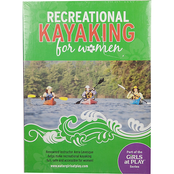 Recreational Kayaking for Women - DVD, , 600