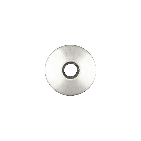 Rubber Backed Stainless Steel Fender Washer .25 in., , 600