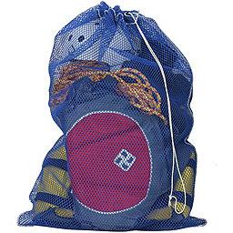 NRS Drawstring Mesh Bag, Blue, 256