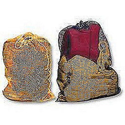 NRS Drawstring Mesh Bag, Yellow, 256
