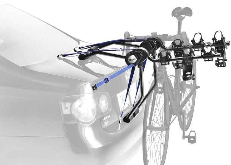 Trunk Mount Bike Rack >> Thule Passage 911xt Trunk Mount Bike Rack 3 Bike