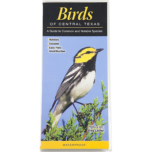 Birds of Central Texas Field Guide, , 600